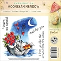 Crafter's Companion Moonbeam Meadow Everyday EZMount™ 4 3/4in. x 4 3/4in. Rubber Stamp Set, True Love