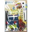 Bo Bunny Wild Card Ephemera