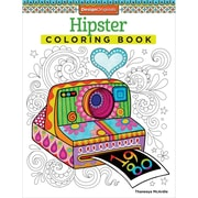 "Design Originals ""Hipster Coloring"" Book"