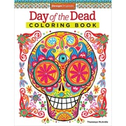 "Design Originals ""Day of the Dead Coloring"" Book"