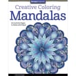 """Design Originals """"Creative Coloring Mandalas: Art Activity Pages to Relax and Enjoy!"""" Book"""