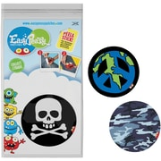 """Easy Peasy Patches 2 1/2"""" Permanent Patches"""