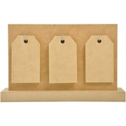 """Kaisercraft Beyond The Page MDF Tag Calendar With 14 Tags, 5 1/2"""" x 8 3/4"""""""
