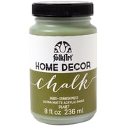 Plaid:Craft® FolkArt® Home Decor™ 8 oz. Ultra-Matte Chalk Paint, Spanish Moss
