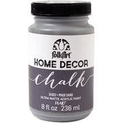 Plaid:Craft® FolkArt® Home Decor™ 8 oz. Ultra-Matte Chalk Paint, Maui Sand