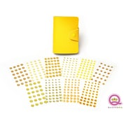 Queen & Co Bling Book, Yellow