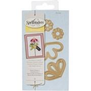 Spellbinders® Shapeabilities D-Lites Die, Pretty Petals C