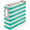 We R Memory Keepers™ Instagram Album With Ring, 4in. x 4in., Neon Teal