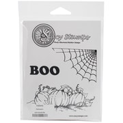 Stacy Stamps Cling Mounted Stamps, Halloween
