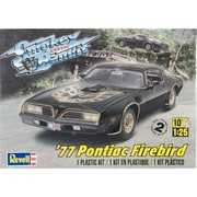 Revell® '77 Smokey and The Bandit™ Pontiac® Firebird® 1/25 Plastic Model Kit