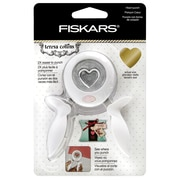 "Fiskars® Teresa Collins Medium Squeeze Punch, Heart, 4.8"" x 1.2"" x 7.2"""