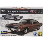 Revell® '68 Dodge Charger 2 In 1 1:25 Plastic Model Kit
