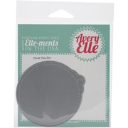 Avery Elle Elle-Ments Die, Circle Tag