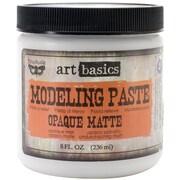 Prima Marketing™ Art Basics Modeling Paste, 8 fl.oz., Opaque Matte