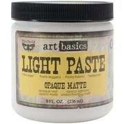 Prima Marketing™ 8 oz. Art Basics Light Paste, Opaque Matte