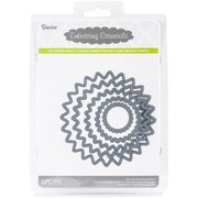 Darice® Embossing Essentials Die, Nesting Scallop Circles