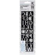 Docrafts® Xcut Alphabet Die, Alice