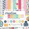 Echo Park Paper Collection Kit, 12in. x 12in., Creative Agenda