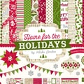 Echo Park Paper Collection Kit, 12in. x 12in., Home For The Holidays