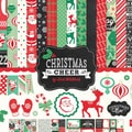 Echo Park Paper Collection Kit, 12in. x 12in., Christmas Cheer
