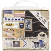 "K&Company™ Scrapbook Kit, 8"" x 8"", Vacation"
