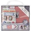 "K&Company™ Scrapbook Kit, 8"" x 8"", Family"