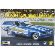 Revell® Hawaiian Charger Funny Car 1/16 Plastic Model Kit