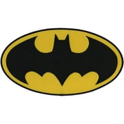 "C&D Visionary DC Comics Patch, 10 1/2"" x 6"", Batman Insignia"