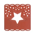 Ecstasy Crafts Joy! Crafts Cut and Emboss Die, Head Tag Star