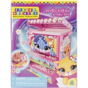 ORB Factory™ Sticky Mosaics® Pretty Kitties Jewellery Box Kit