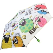 Dublin Gift Wacky Woolies Umbrella, Multicolor