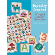 "Sterling Publishing ""Tapestry Crochet: 64 Playful Patterns For Children"" Book"