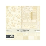 "Authentique Paper™ Assorted Collection Kit, 12"" x 12"", Faith"