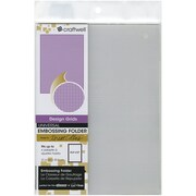 Craftwell™ eBosser Teresa Collins Universal Size Embossing Folder, Design Grids