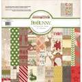 Bo Bunny Collection Pack, 12in. x 12in., Christmas Collage