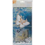 Ecstasy Crafts Joy! Crafts Pop-Up Cutting Die, Open Up Butterfly