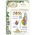 Crafter's Companion Brambley Hedge EZMount™ 8 1/2in. x 5 3/4in. Rubber Stamp Set, Sea Story