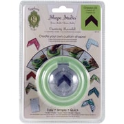 "Epiphany Crafts™ Shape Studio Tool, 2.6"" x 5.4"" x 7.6"", Chevron"