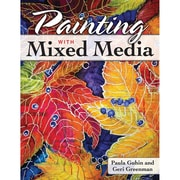 "STACKPOLE BOOKS ""Painting With Mixed Media"" Book"