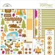 """Doodlebug™ Essentials Page Kit, 12"""" x 12"""", Happy Camper"""