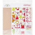 Doodlebug™ Essentials Page Kit, 12in. x 12in., Santa Express