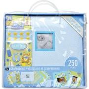 K&Company™ Scrapbook Kit, 12 x 12, Baby Boy