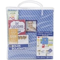 K&Company™ Pocket Journal & Scrapbook Kit, 8 1/2in. x 11in., Blue