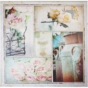 Melissa Frances French Market Canvas Color Print