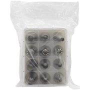 "PME® Boxed Savoy Nozzle Set, 2 1/2"" x 4 1/2"" x 6"""