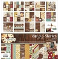 Simple Stories Collection Kit, 12in. x 12in., Legacy