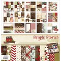 Simple Stories Collection Kit, 12in. x 12in., Cozy Christmas