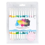 Docrafts® Artiste Dual Tip Brush Markers, Pastel
