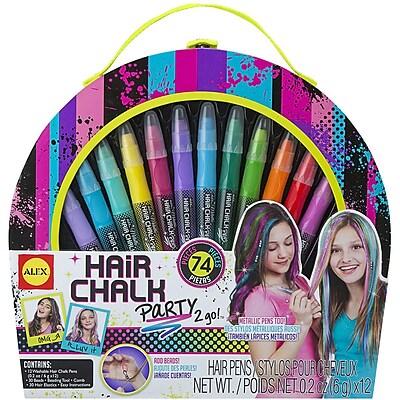 Alex Toys Chalk Party 2 Go Hair Kit 1514548