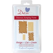 Crafter's Companion Die'sire Decorative Cutting Die, Nouveau Stamping Frame